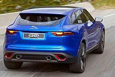 2017 Jaguar F-Pace Redesign