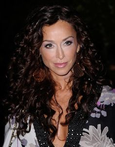 19 Gorgeous Haircuts for Naturally Curly Hair: Sofia Milos Curly Hair