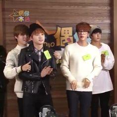 BTS on Idol True Colours
