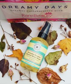 The Natural Beauty Box x Rare Beauty Collab - Dreamy Day October Edit Ft: Myroo, Freyaluna, Oilixia, Bloom Remedies, & Soap Folk! Natural Skin Care, Natural Beauty, Beauty Box, Body Wash, Day, Nature, Handmade, Products, Hand Made