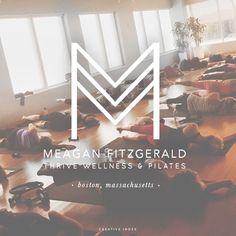 Logo/Branding for Meagan Fitzgerald Thrive Wellness & Pilates in Boston, Mass.