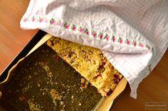 Ciasto drożdżowe z truskawkami | Bookie & Cookie