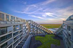BIG   Bjarke Ingels Group Housing Project, Copenhagen, DK