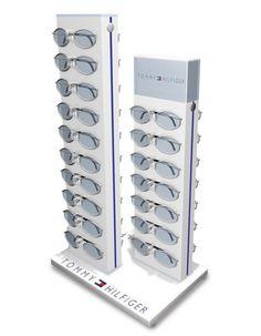Locking Eye Glass Towers