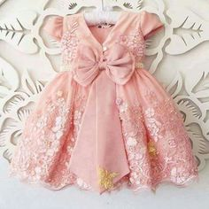 Desain Dress Anak