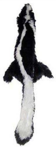 Ethical Pet Plush Skinneeez 24-Inch Dog Toy Skunk