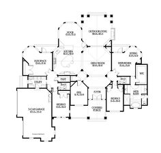 Craftsman House Plans With Bat moreover Rectangle Ranch House Plans moreover Hillside House Plans With Walkout Bat additionally 2000 Sq Ft House Plans With Walkout Bat furthermore  on ranch house plans walkout bat