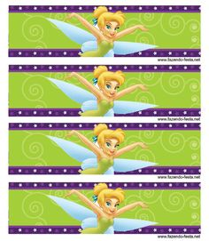 Tinkerbell And Friends, Tinkerbell Fairies, Tinkerbell Party, Tinkerbell Quotes, Birthday Party Centerpieces, Fairy Birthday Party, Birthday Party Themes, Mickey Mouse Parties, Mickey Mouse Birthday