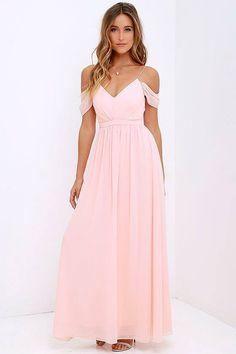 vestido en color rosa