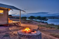 Deluxe South African Safari Tent Rentals in Oudtshoorn, Western Cape, Boutique Camping, South Africa Safari, Camping In Maine, Go Glamping, Luxury Camping, Camping World, African Safari, Holiday Destinations, Cape Town