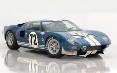 #Ford #GT40 1964