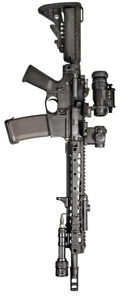 A nice rifle from M4Carbine.