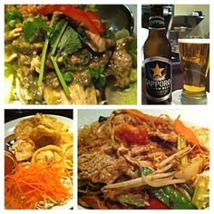 Basil in Charleston, SC for your Thai taste while at the Andrew Pinckney Inn.