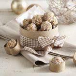 Kookos-pähkinäpalloset - Reseptejä