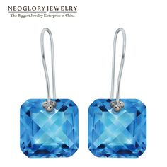 Neoglory Alloy Elegant Big Tassel Dangle Earrings Fashion Charm Jewelry Statement Birthday Gift 2017 New Hot Brand J3 JS9 WST
