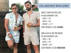 2f0fb7e7162 The RompHim™  Your new favorite summer outfit by ACED Design — Kickstarter  Men s Apparel