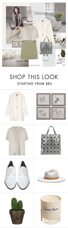 """""""Going for natural"""" by rainie-minnie ❤ liked on Polyvore featuring Oris, Isabel Marant, Uttermost, Balenciaga, Bao Bao by Issey Miyake, Rachel Comey, rag & bone, John Lewis, Olfactive Studio and Marc by Marc Jacobs"""