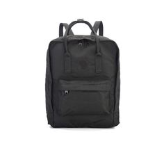 Buy Fjallraven Re-Kanken Backpack - Black here at MyBag - the only online boutique you'll need for luxury handbags and accessories. Free delivery now available.