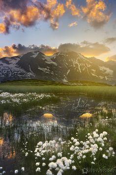 Hoch Tauern National Park - Austria.