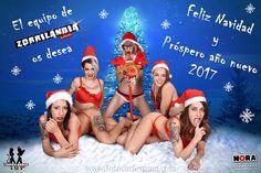FELIZ NAVIDAD Y PRÓSPERO AÑO NUEVO 2017 Os desea el equipo de #Zorrilandia Films-Artistas & http://www.norabarcelona.com  http://www.norabarcelona.com/index.php/feliz-navidad-zorrilandia/