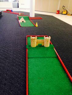 6 hole mini golf
