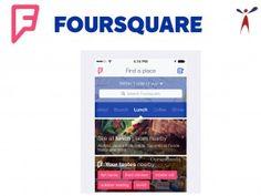 Foursquare revela nuevo logo y anuncia cambios.
