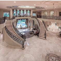 Homes Mansions: Mediterranean Mansion In Houston, TX - Luxury Homes