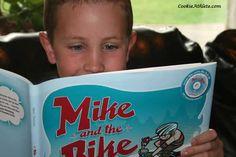 Mike and the Bike Kids books