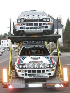 2 are better than Lancia Delta Integrale, rally animals. Autos Rally, Rally Car, Lancia Delta, Sport Cars, Race Cars, Carros Suv, Automobile, Hatchback Cars, Martini Racing