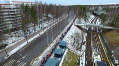 """Karu kertomus Suomesta: """"Söin 3 kuukautta pelkkää makaronilaatikkoa"""""""