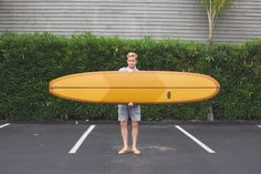 9'6 Lumberjack // Golden Brown Tint