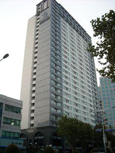 Crown Harbour Hotel Busan Busan Korea, Skyscraper, Multi Story Building, Crown, Skyscrapers, Corona, Crowns, Crown Royal Bags