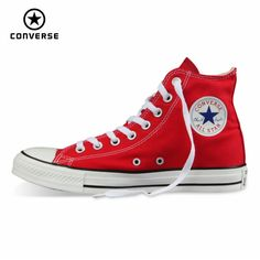 f7aa45d057dab4 Original Converse all star shoes men and women s sneakers canvas shoes men  women high classic Skateboarding
