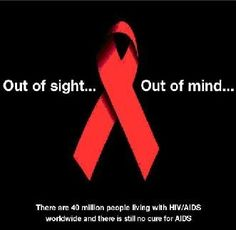 World Aids Day #StopAidsNow