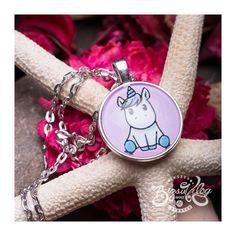 Rózsaszín unikornis nyaklánc Personalized Items, Bracelets, Jewelry, Fashion, Charm Bracelets, Jewellery Making, Moda, Jewerly, Bracelet