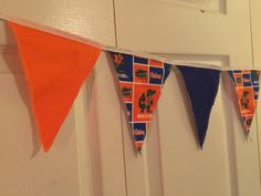 Florida Gators Fabric Banner/Bunting