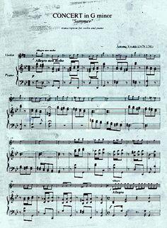 vivaldi four seasons spring piano sheet music pdf