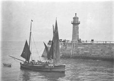 Cornish life as captured on camera and recorded on reel from Victorian times to the present day. Penzance Cornwall, Maritime Museum, Still Image, Fishing Boats, Sailing Ships, Yorkshire, Seaside, Pencil, Dragon