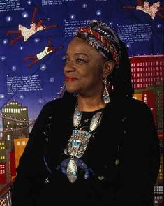 Faith Ringgold is an amazing artist, author, and educator who truly inspires me. I love her quilts. My mom owns a few prints of her quilts.  They inspired me to create my own wire sculpture quilt wall hangings. www.faithringgold.com