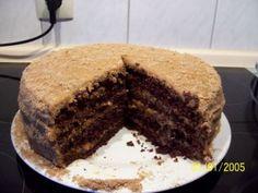 Торт «Чёрный принц» : Торты, пирожные