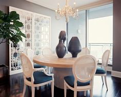 Mix and Chic: Chic and beautiful dining areas!