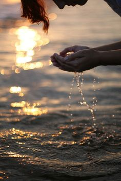 """Ask and Taste: """"Holy Spirit, enrich scripture as I read. As water refreshes when I taste or it touches my skin, refresh my spirit with the water of your Word."""" The refreshing starts when we Ask and Taste."""