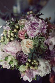 A vintage wedding with dreamy details and sage green