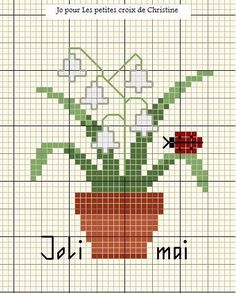lily of the valley - small