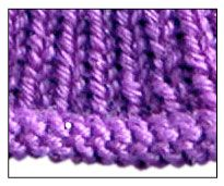 TECHknitting: The stretchiest (and easiest) cast on (three) and bind off (four)