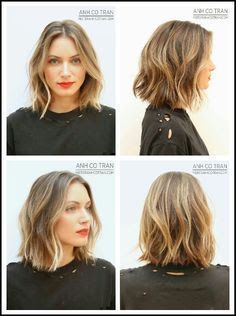 long bob brown hair - Google Search