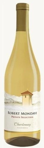 In stock - 13,–€ 2010 R.Mondavi Private Selection Chardonnay, white dry , USA - 87pt Wine of yellow colour with expressive fruity aroma, mainly oranges and grapefruits, vanilla together with smoke and with mineral-earthy undertones. In its taste this wine is nicely structured with rich fruitiness of mellowed fruit, soft minerality and playful acids, in aftertaste long spicy-vanilla, tones of pumpkin, with deep perception and general great character.
