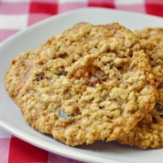 Apricot Raisin Five Spice Oatmeal Cookies - Rock Recipes - Rock Recipes