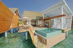 Роскошный курорт Kandolhu Island на Мальдивах