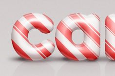Our special christmas psd candy cane text effect is a neat photoshop candy cane style that will transform any text into...